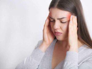 Temple headaches