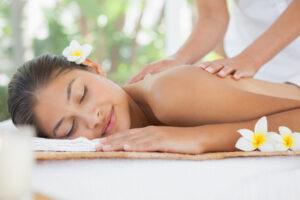 Massage feels good at Bolton Spinal Health